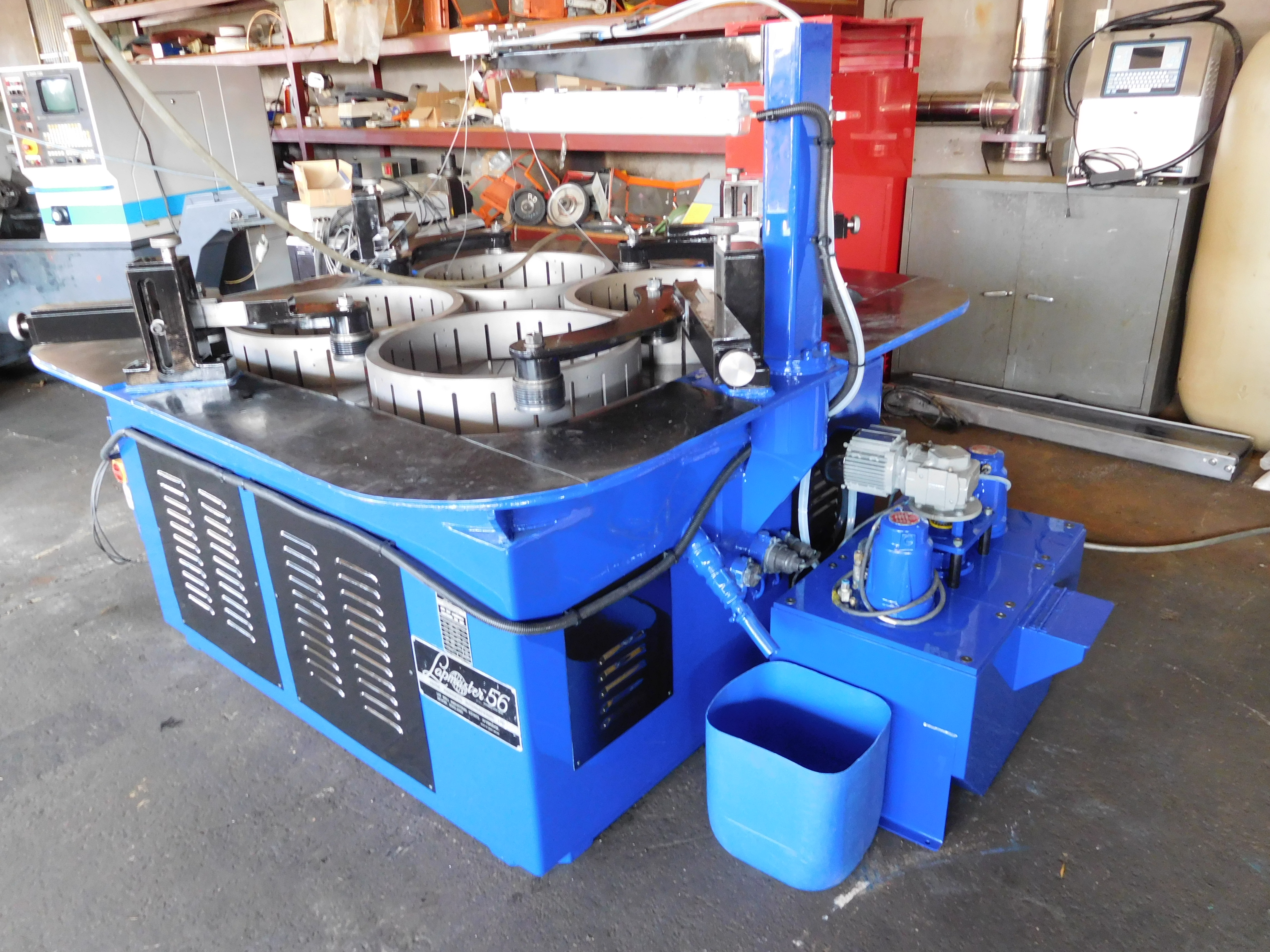lapping machine parts